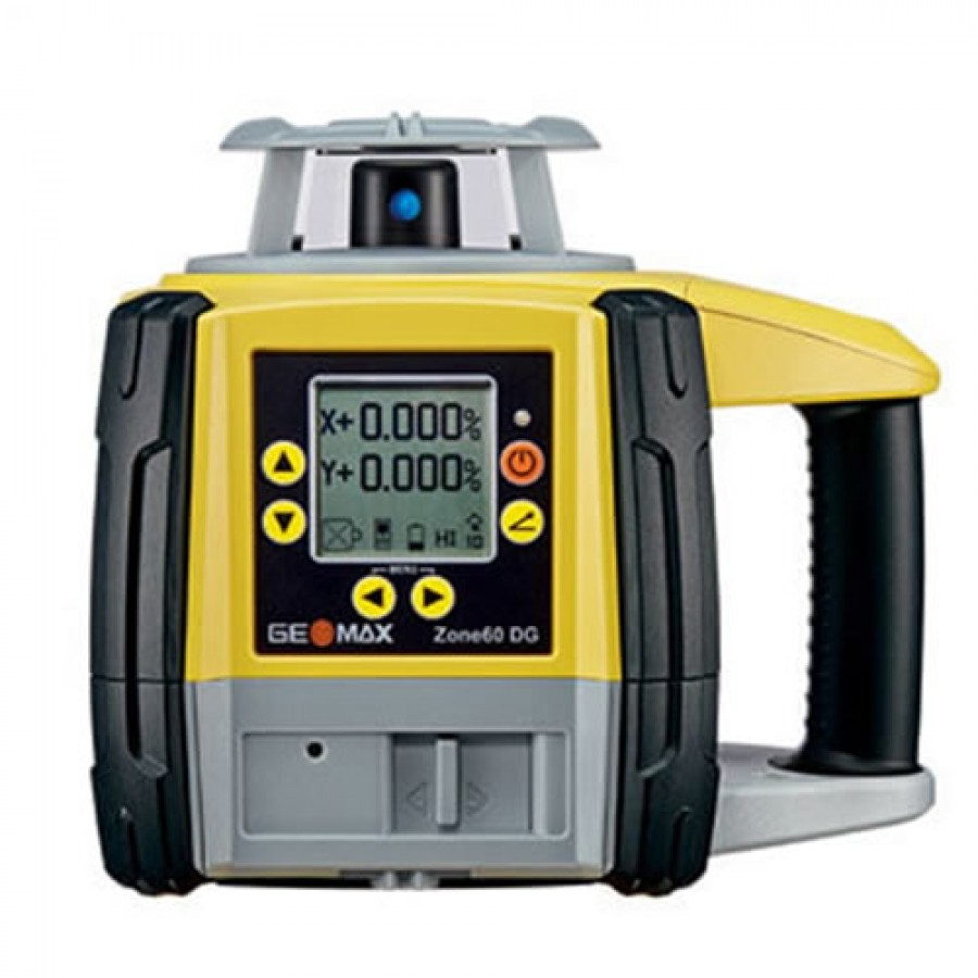 GeoMax Zone60 Dual Grade Laser With ZRB35 Basic Receiver