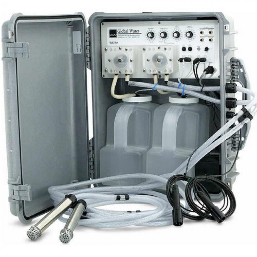 Global Water WS750 Wastewater-Stormwater Sampler