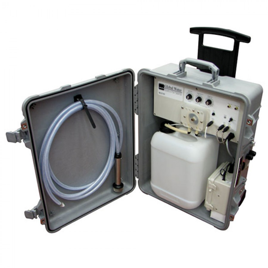 Global Water WS705 Improved Composite/Discrete Water Sampler