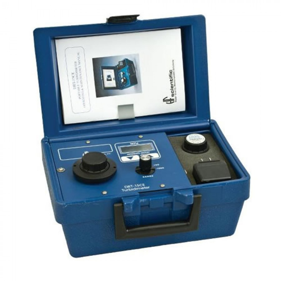 HF Scientific 19058 DRT-15CE Portable Turbidimeter 0 – 1000 NTU (240V)