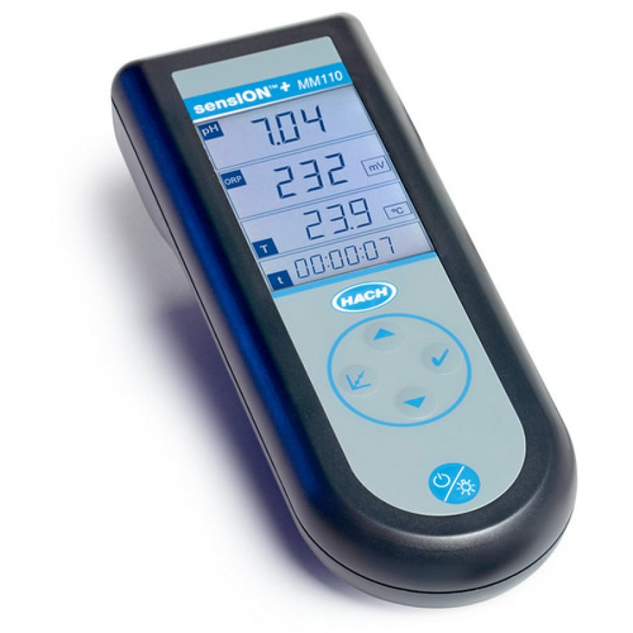 Hach Ph Meter : Hach sension mm lpv  portable ph orp