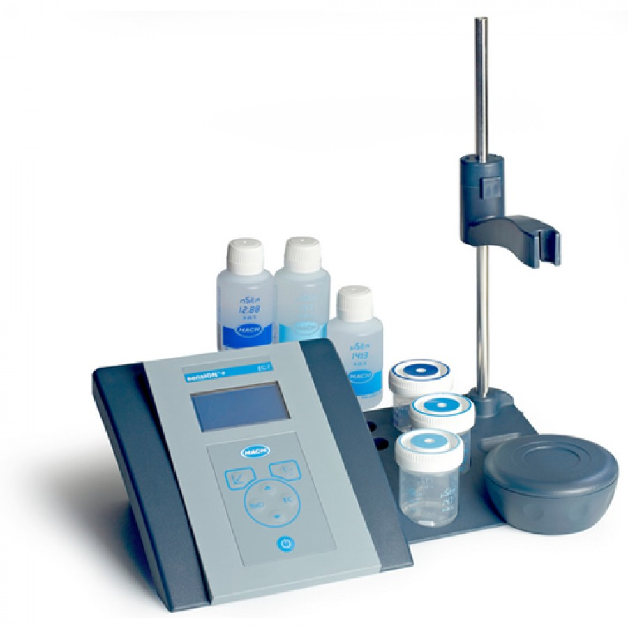 HACH ssensION+ EC7 (LPV3010.97.0002) Lab Conductivity Benchtop Meter