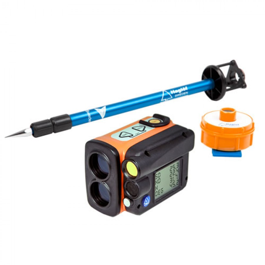 Haglof 15-103-1020 VL5 Vertex Laser Hypsometer 360° Kit