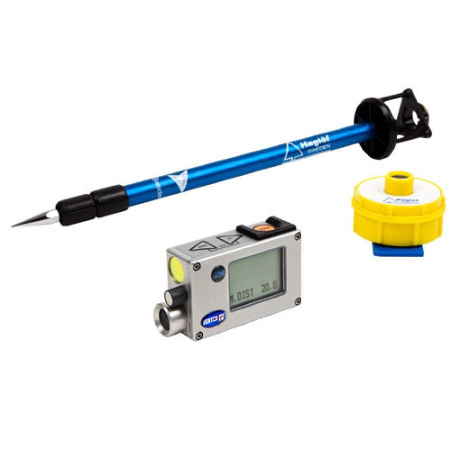 Haglof 15-105-1008 Vertex IV Hypsometer 360° Kit
