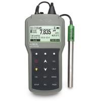 HANNA HI98191 Waterproof Portable pH/ORP/ISE Meter