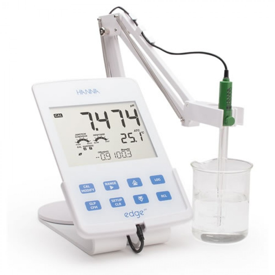 HANNA HI2002 edge Dedicated pH/ORP Meter