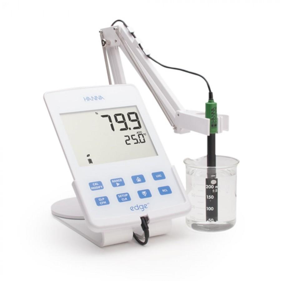 HANNA HI2004 edge® Dedicated Dissolved Oxygen Meter