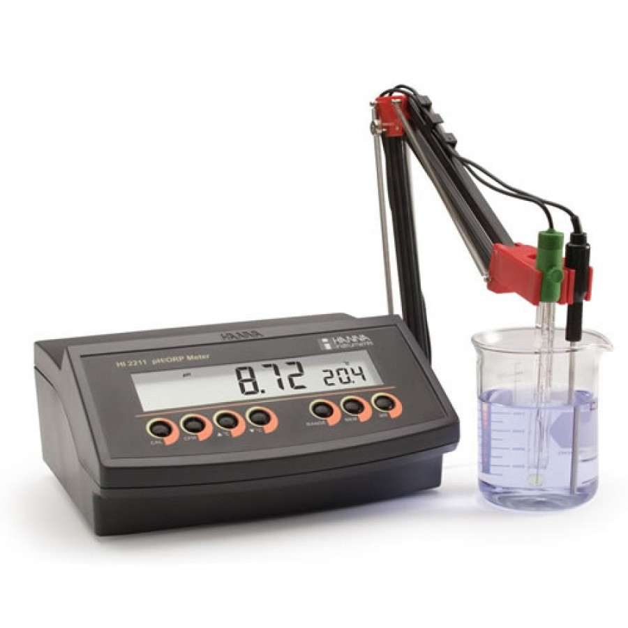 HANNA HI2210 pH Benchtop Meter