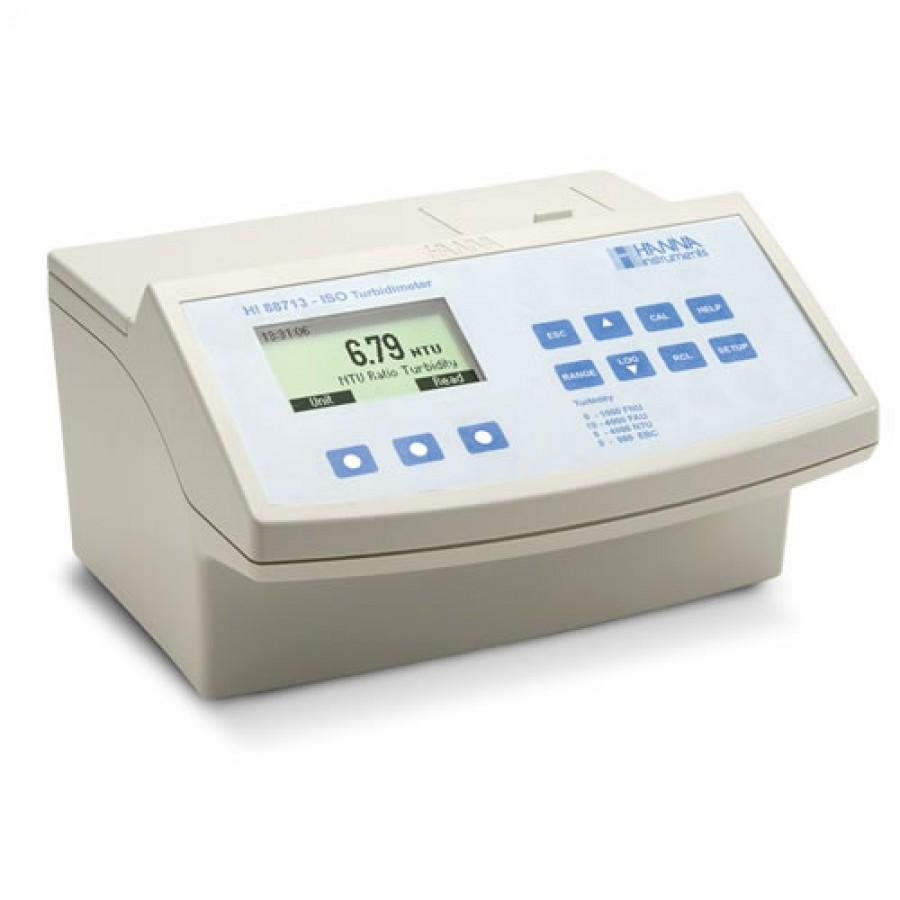 HANNA HI88713 ISO Turbidity Benchtop Meter