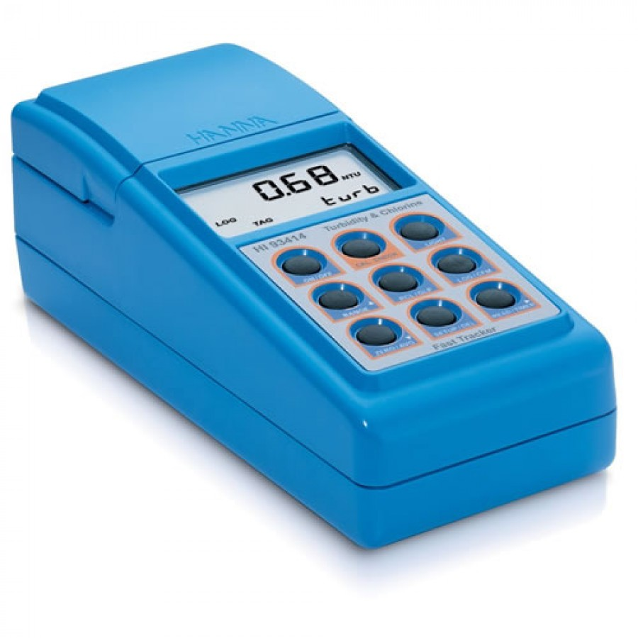 HANNA HI93414 Turbidity and Chlorine Portable Meter