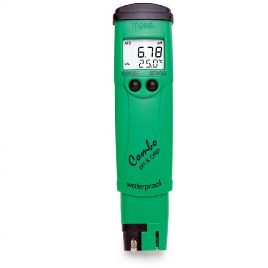 HANNA HI98121 ORP/pH/Temperature Tester