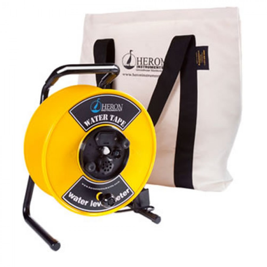 """Heron Water Level Meter Tapes with 5/8"""" Probe, 100m"""