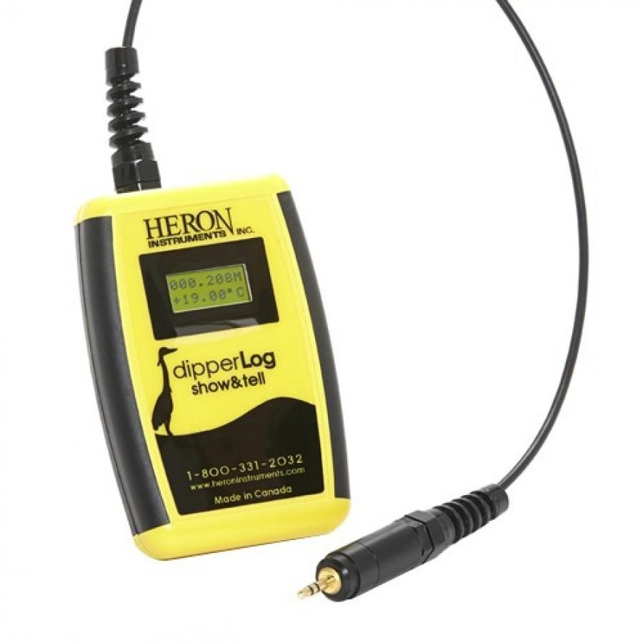 Heron DipperLog ShowNtell Handheld Display