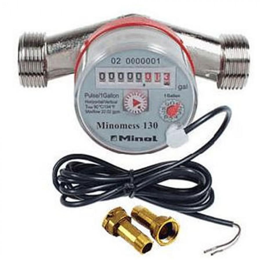 Onset T-MINOL-130-NL No-lead Water Flow Meter Sensor