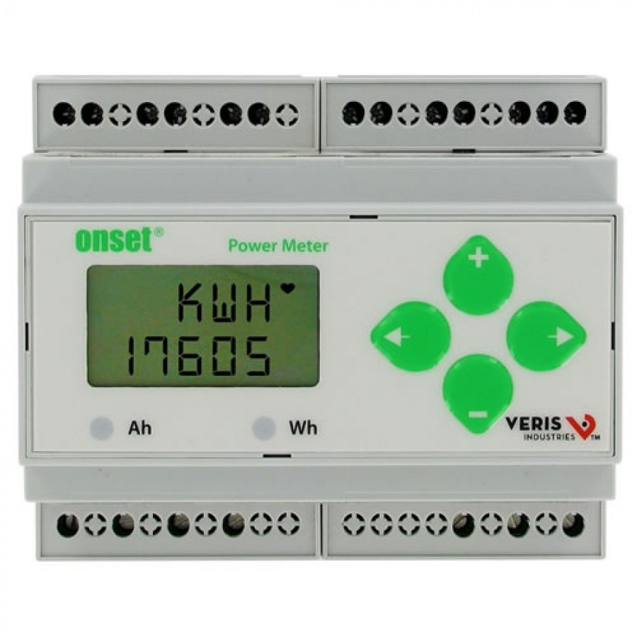 Onset T-VER-E50B2 HOBO Power and Energy Meter