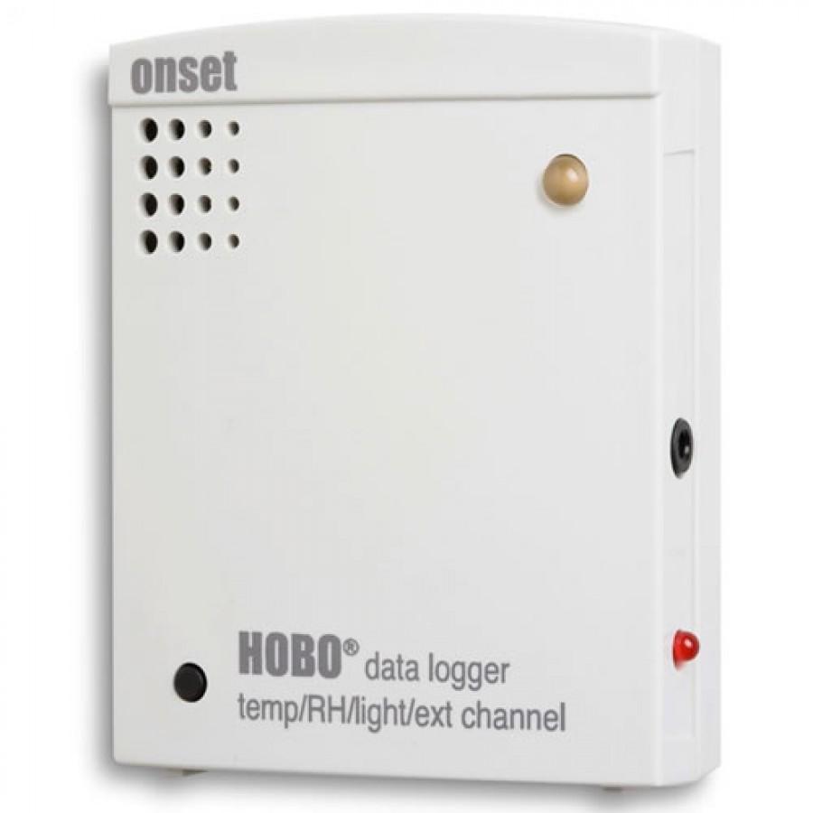 Onset U12-012 HOBO 12-Bit Temperature/Relative Humidity (RH)/Light Data Logger