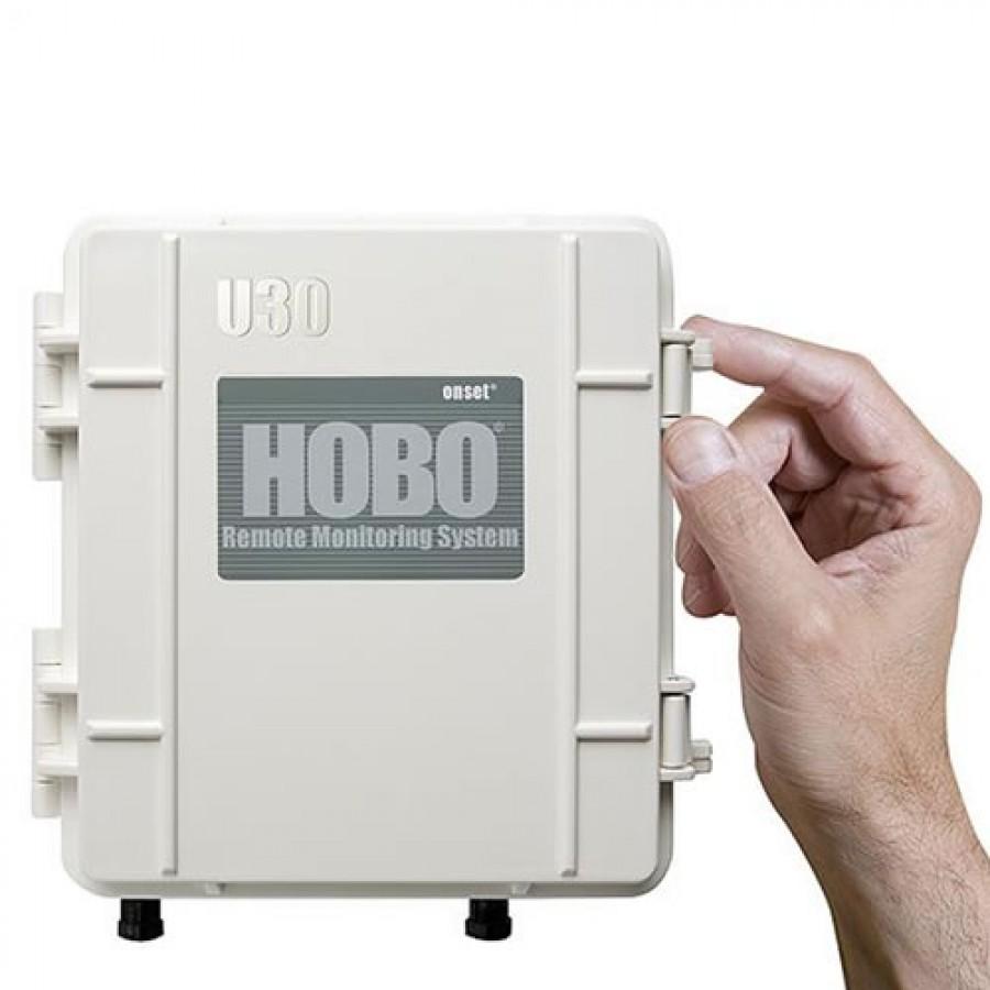 Onset U30-NRC-000-05-S100-000 HOBO Weather Station w/USB Data Logger/No Sensor Port/5 Smart Sensor Inputs