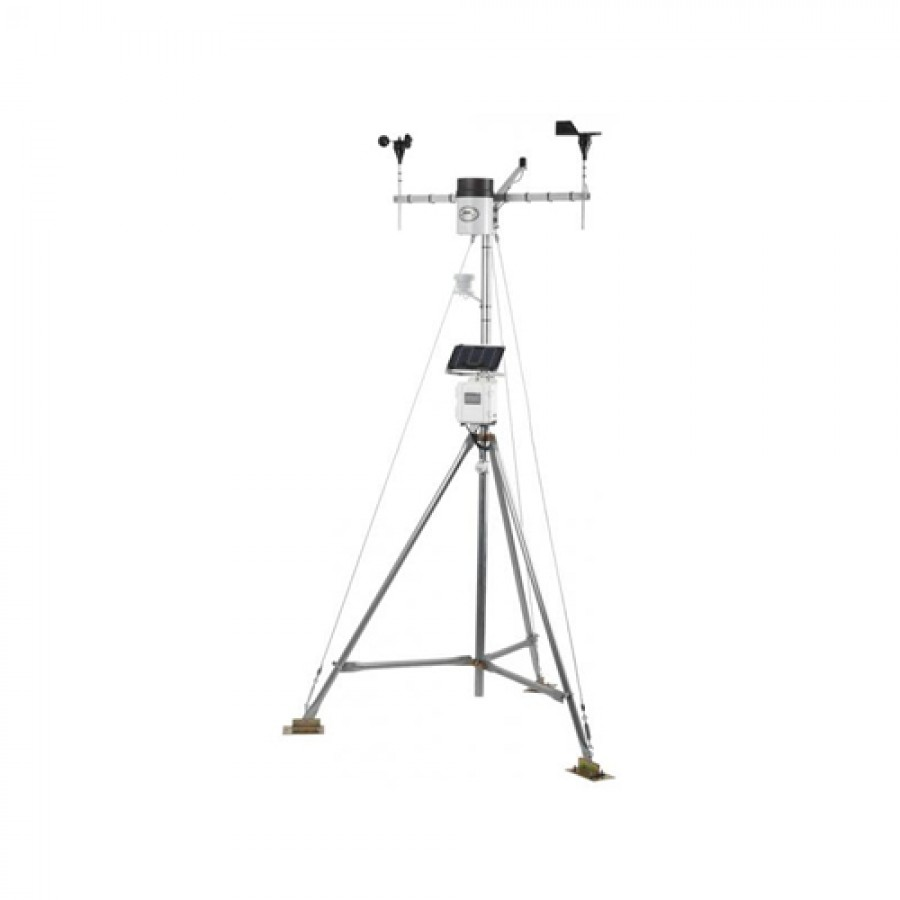 Onset HOBO M-TPA Tripod Tower with mast Mounting, 3m