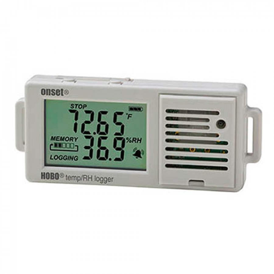 Onset UX100-003 HOBO Humidity and Temperature Data Logger