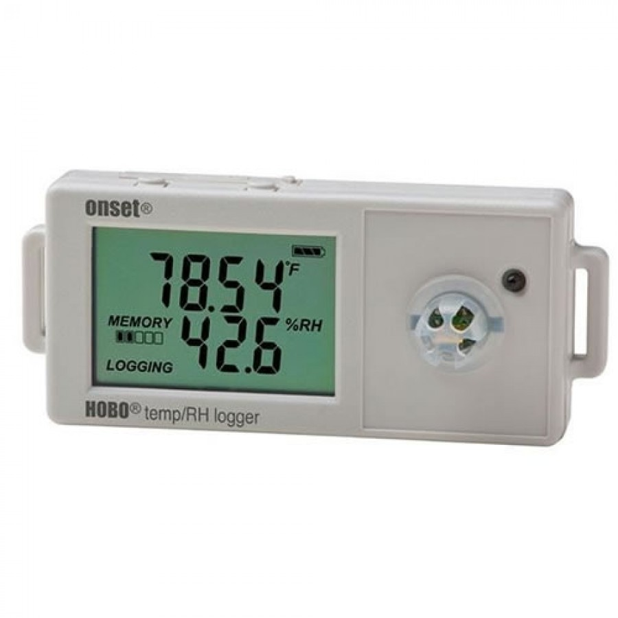 Onset UX100-011 HOBO Temperature/2.5% Relative Humidity (RH) Data Logger