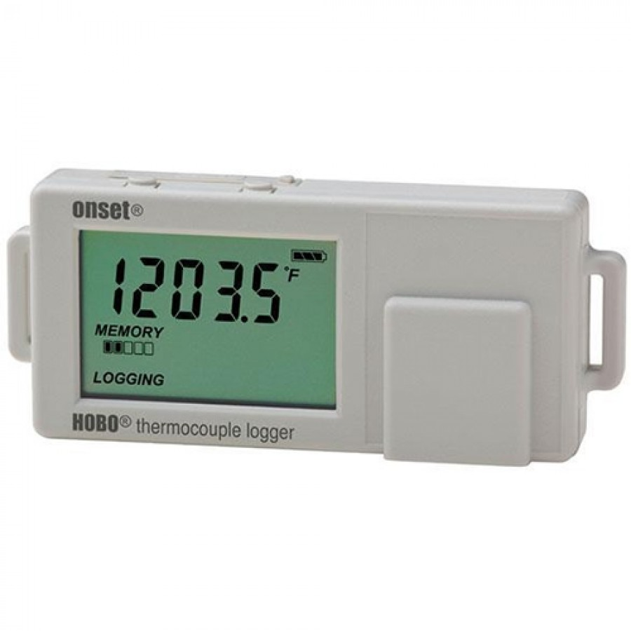 Onset UX120-014M HOBO 4-Channel Thermocouple Data Logger