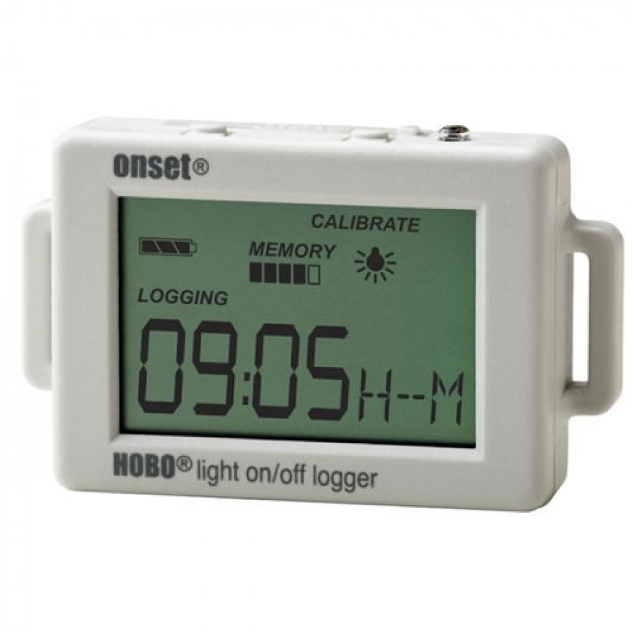 Onset UX90-002M HOBO Expanded Light On/Off Runtime Data Logger