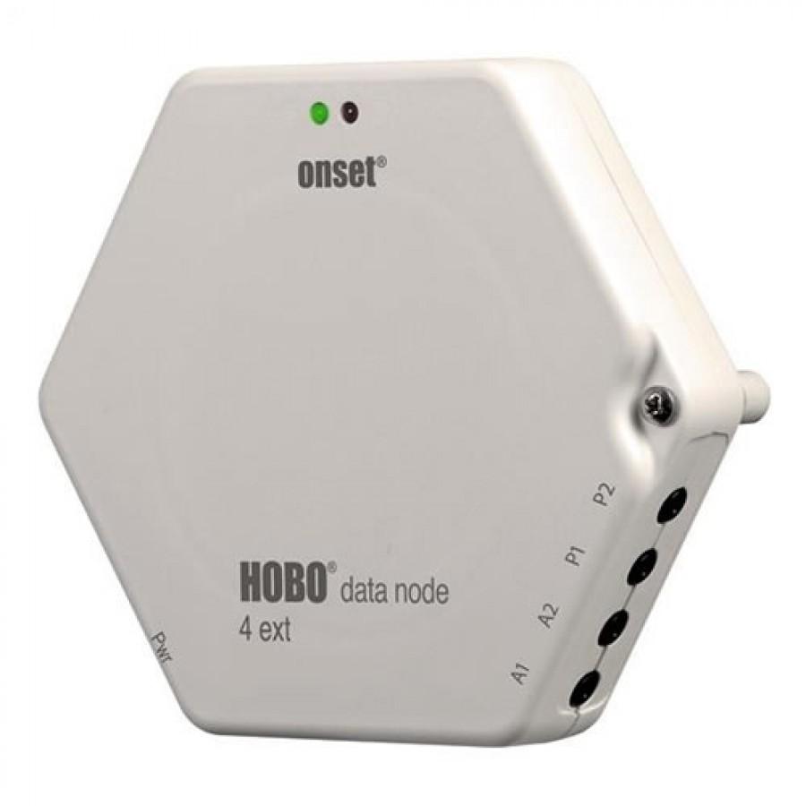 Onset ZW-006 HOBO 4-Channel/4-Analog-Port Data Node