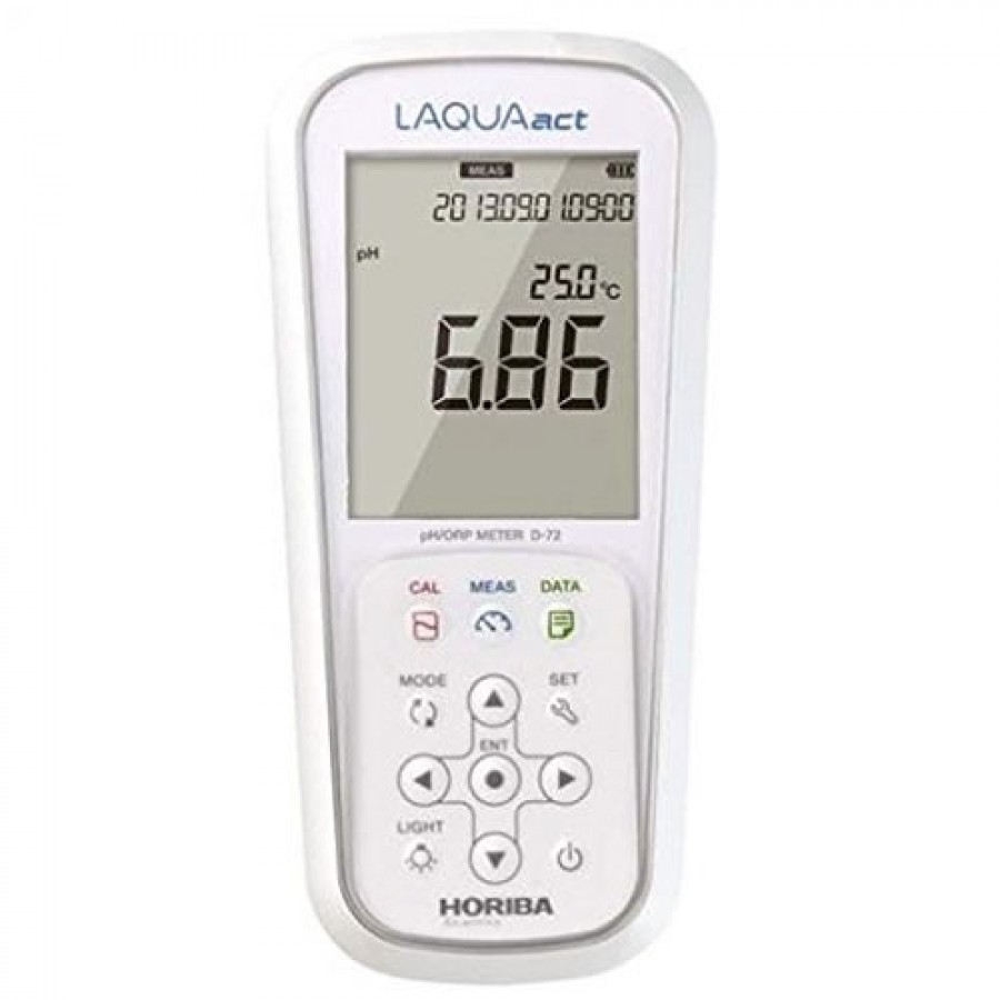 Horiba LAQUAact D-73 Multiparameter pH/ORP/Ion/Temperature with Printer Output Capability