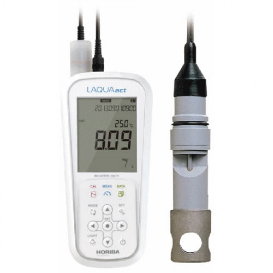 Horiba OM-71-10 Portable Dissolved Oxygen Meter (10m Cable)