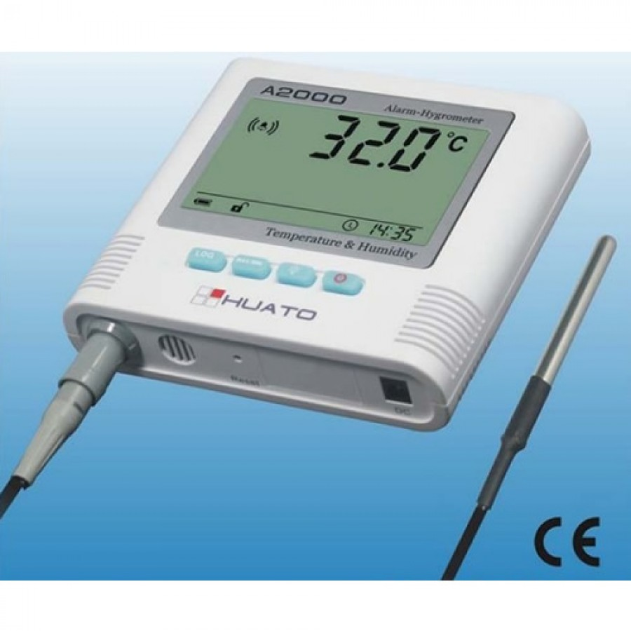 Huato A2000 Ex Portable Temperature And Humidity Meter