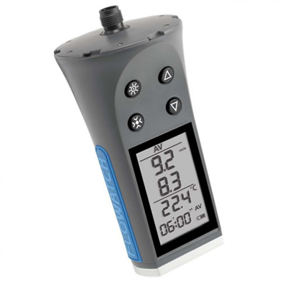 JDC FL-03 Flowatch Portable Flow Meter
