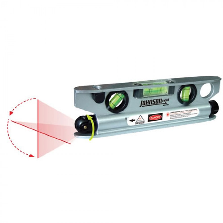 Johnson 40-6164  Magnetic Laser Level