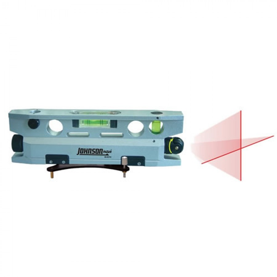 Johnson 40-6174 Magnetic Laser Level
