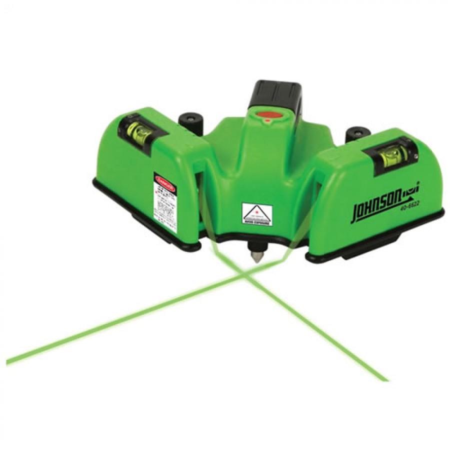Johnson 40-6622 Green Beam Floor Line Laser