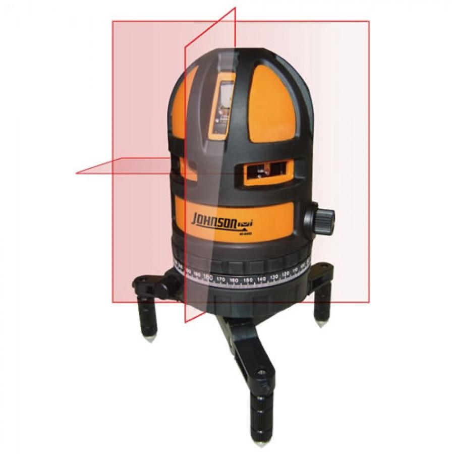 Self Leveling Products : Johnson hot shot magnetic torpedo laser level
