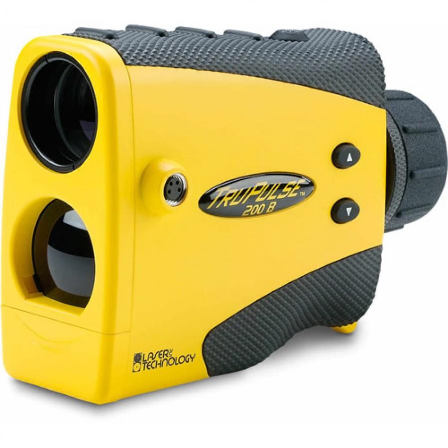 Laser Technology 7005025 TruPulse 200 Laser Rangefinder, Yellow