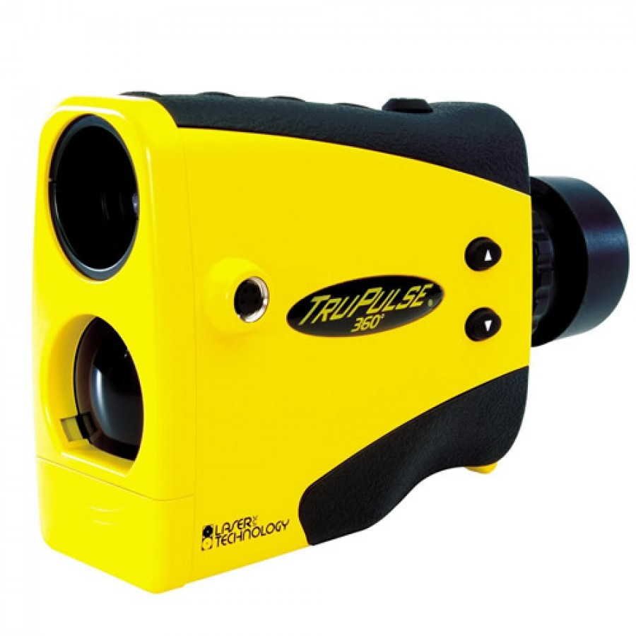 Laser Technology 7005525 TruPulse 360 Laser, Yellow