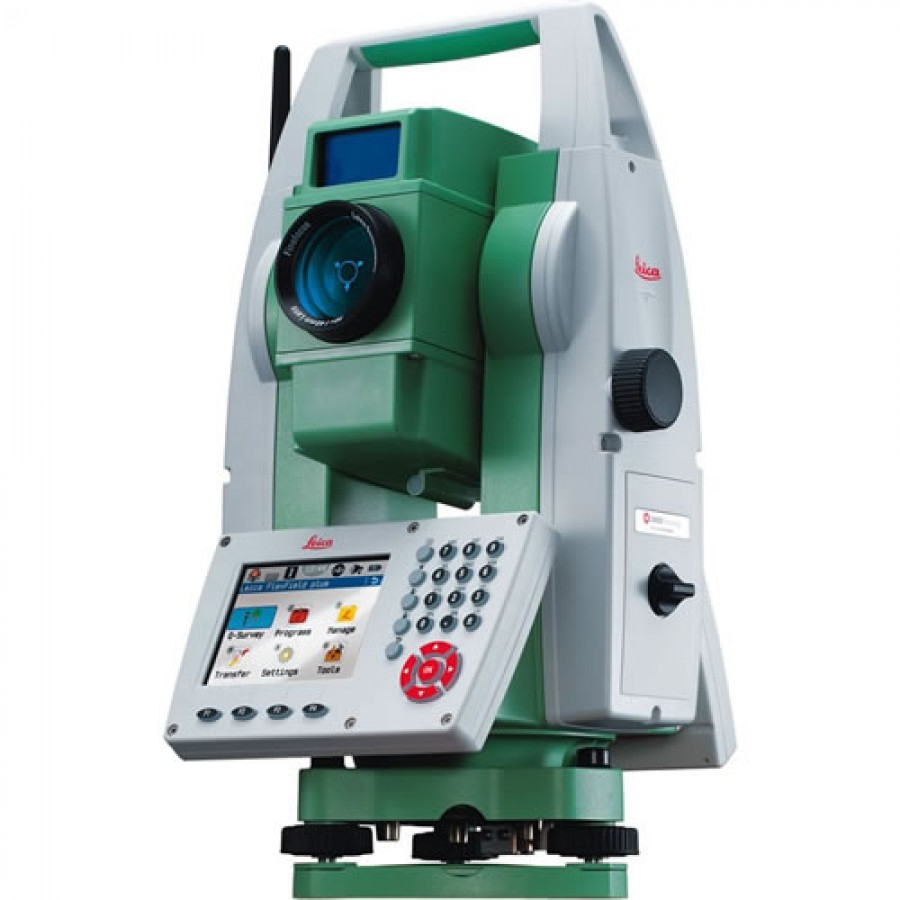 Leica FlexLine TS09plus 1 Second R1000 Total Station