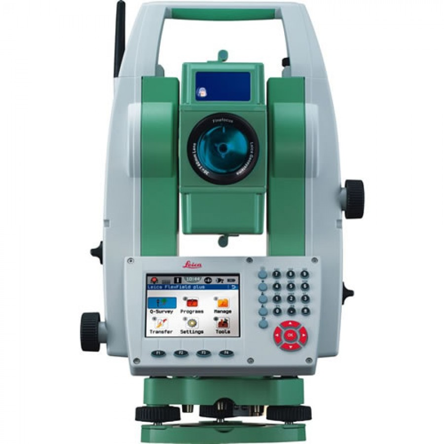 Leica Flexline Ts09plus 3 Second R1000 Total Station