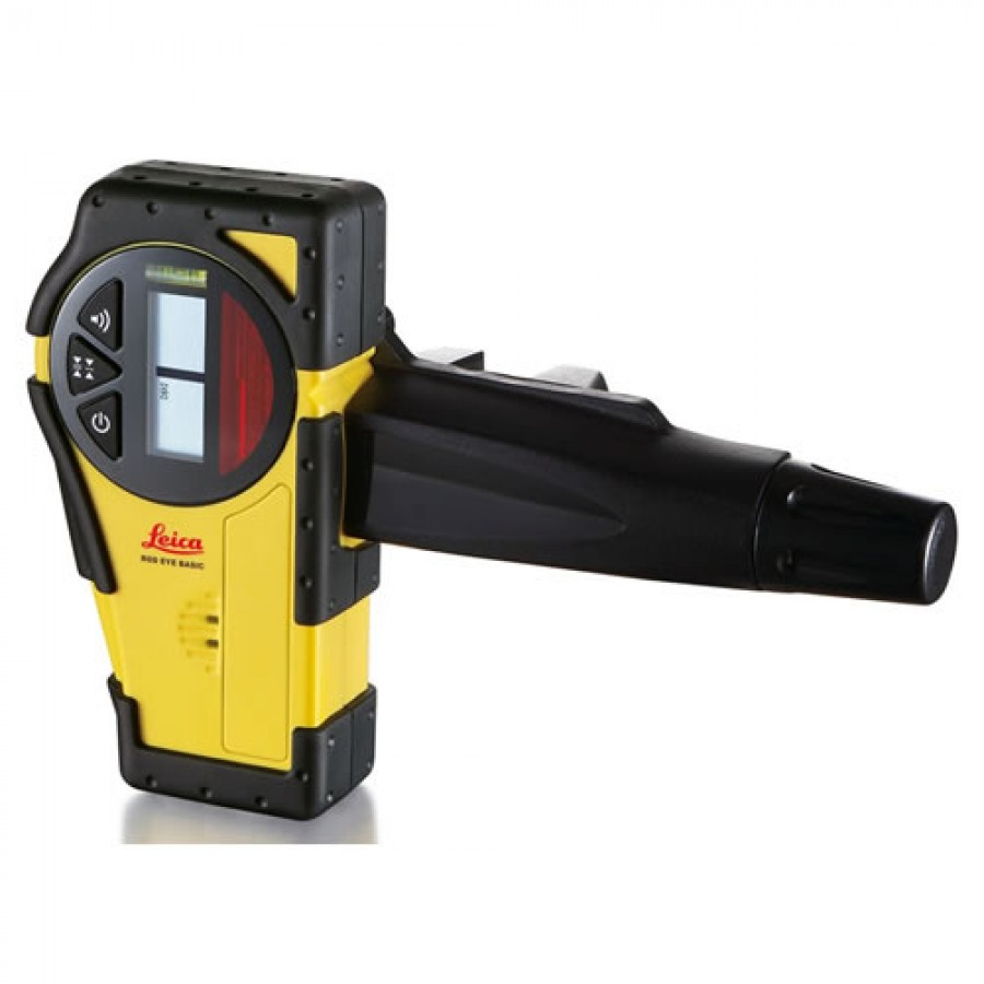 Leica Rugby 610 Rotary Laser Level With Alkaline Battery