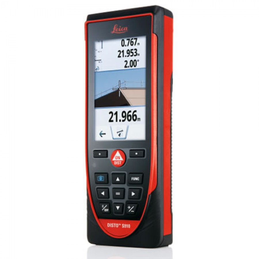 leica disto s910 laser distance meter basic 300m jual harga price gpsforestry. Black Bedroom Furniture Sets. Home Design Ideas