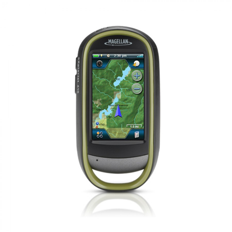 Magellan eXplorist 610 Handheld GPS Receiver