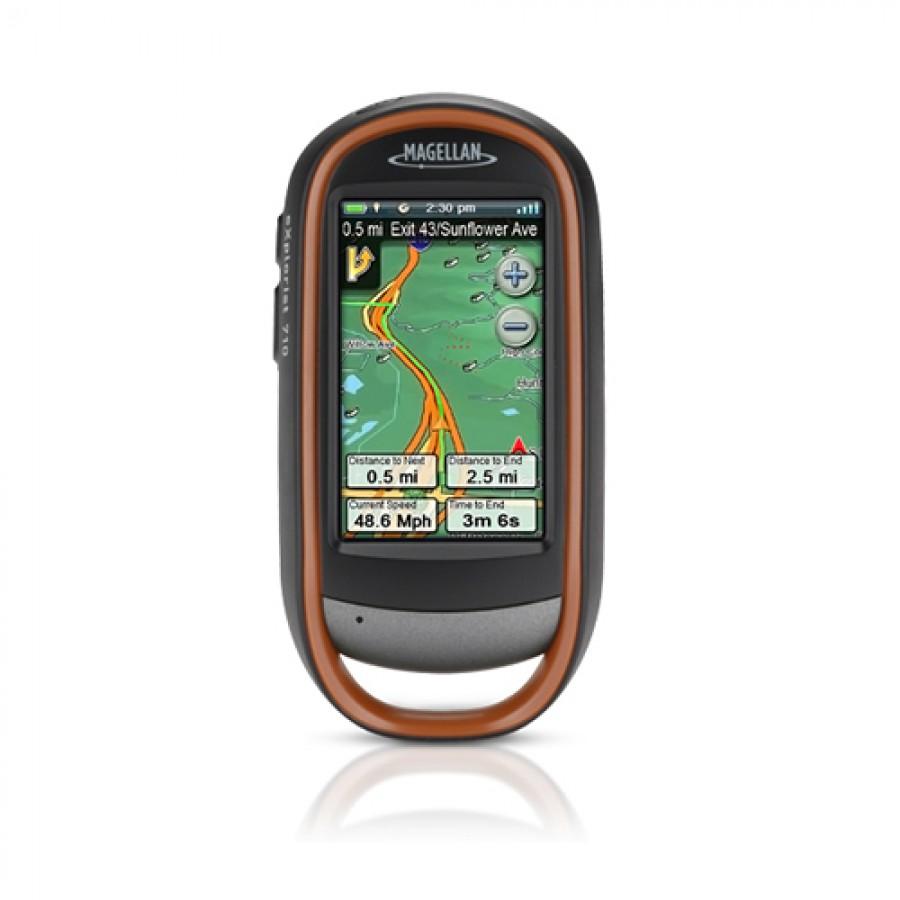 Magellan eXplorist 710 Handheld GPS Receiver