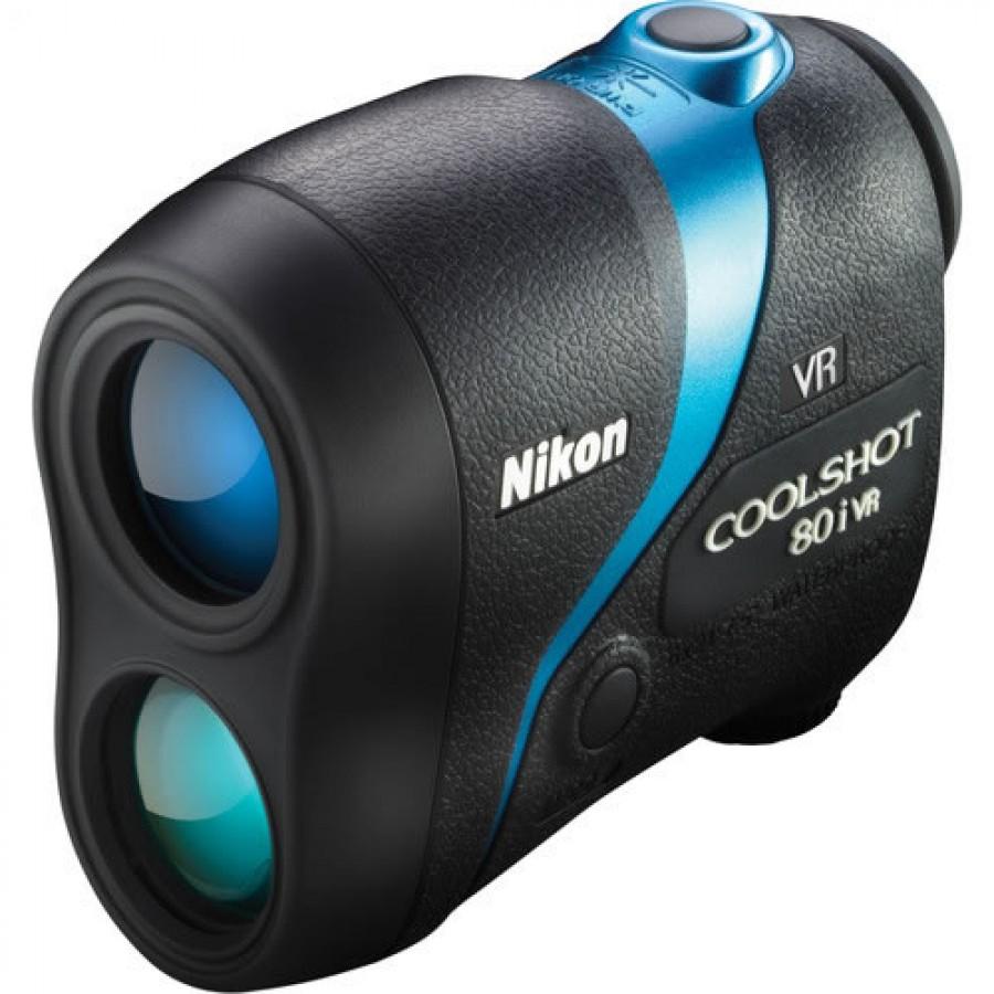 Nikon 16205 CoolShot 80i VR Golf Laser Rangefinder