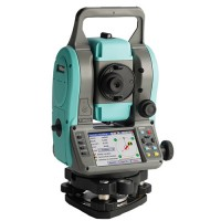Nikon Nivo M+ 2 Second (HNA30265) Reflectorless Total Station with Optical Plummet & Locking Clamp