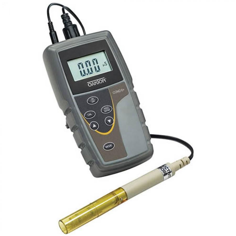 Conductivity Meter Cc 01 : Oakton wd eutech cond conductivity meter with
