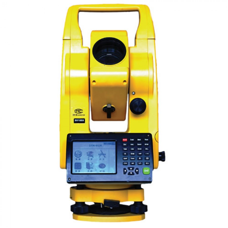 Smart Max Geosystem DTM-952R 2 Second Windows CE Total Station