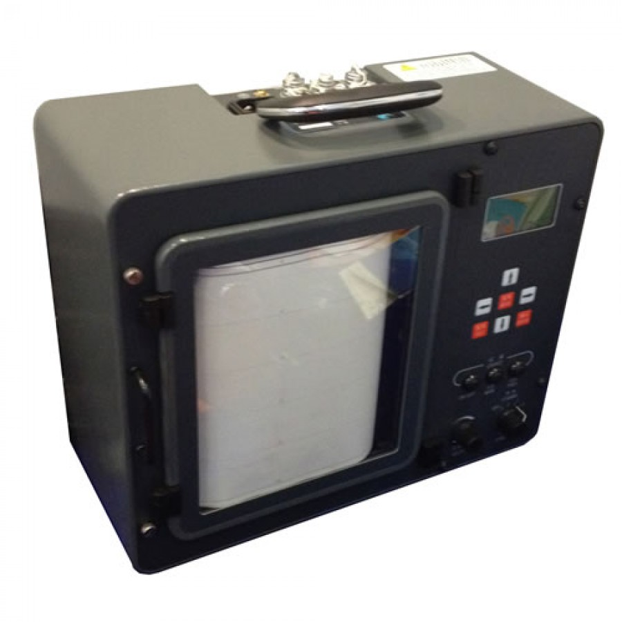 Smart Max Geosystem HY1600 Single-Frequency Thermal Printer Echosounder
