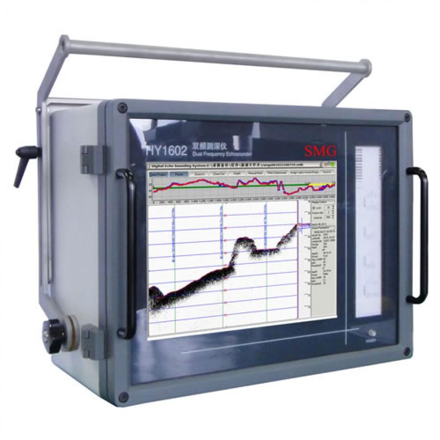 Smart Max Geosystem HY1602 Dual Frequency PC Platform Echosounder