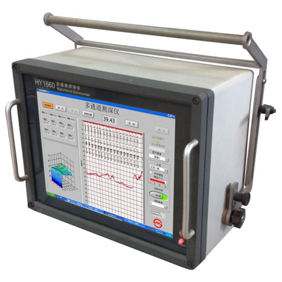 Smart Max Geosystem HY1660 Multi-channel Echosounder Sweep System